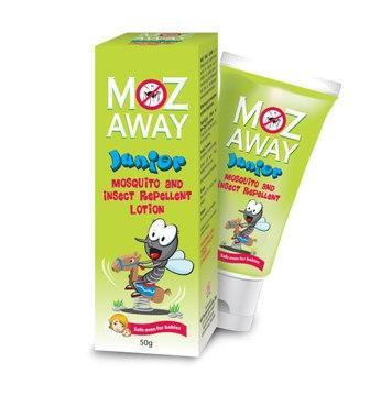 Moz Away Junior Repellent Lotion (50g)