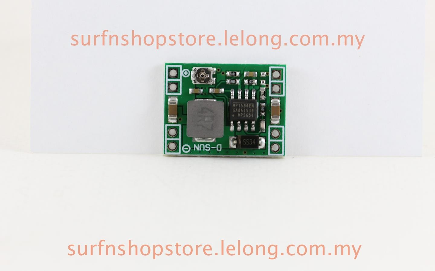 Mp1584en Mini 3a Adjustable Step Dow End 2 13 2020 643 Pm Switching Regulator Down Voltage Buck Converter