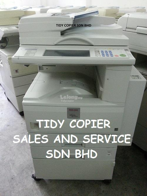 MP2510 COPIER MACHINE B/W