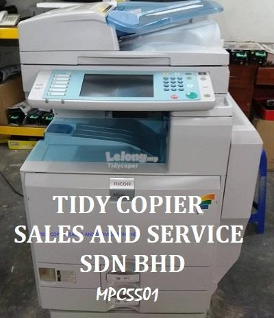 MPC5501 PHOTOCOPIER MACHINE