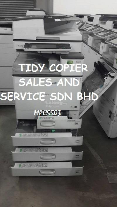 MPC5503 PHOTOCOPIER MACHINE