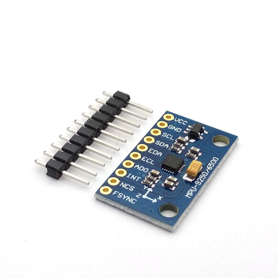 MPU-9250 9-axis gyroscope + accelerometer + magnetometer MPU9250 For A