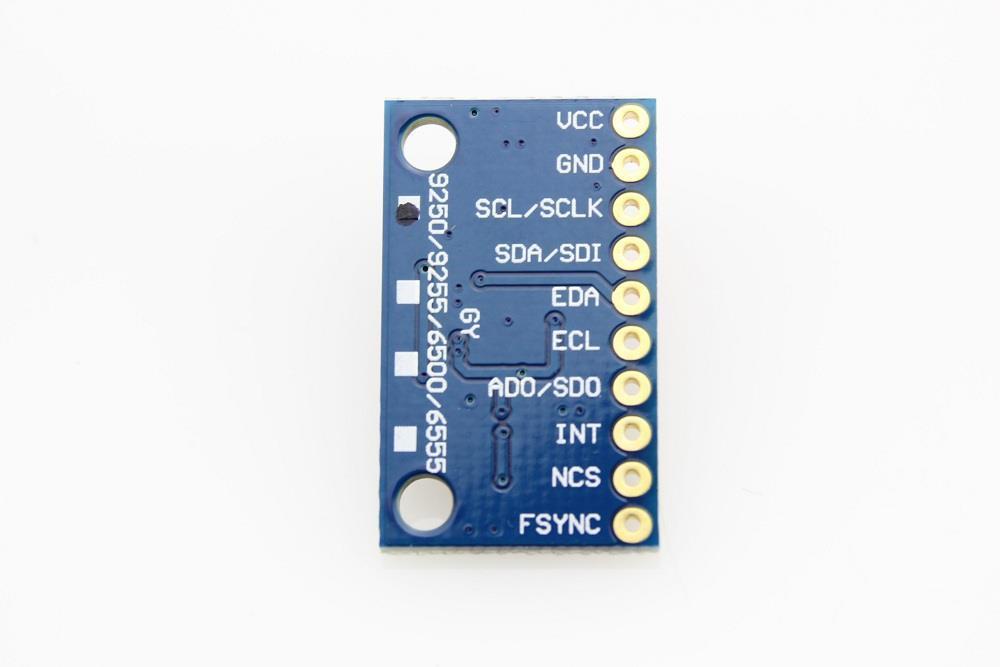 MPU9250 9 DOF IMU Module , Accelerometer Gyroscope Magnetometer GY9250