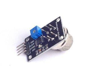 How to Use MQ2 Gas Sensor - Arduino Tutorial: 4 Steps