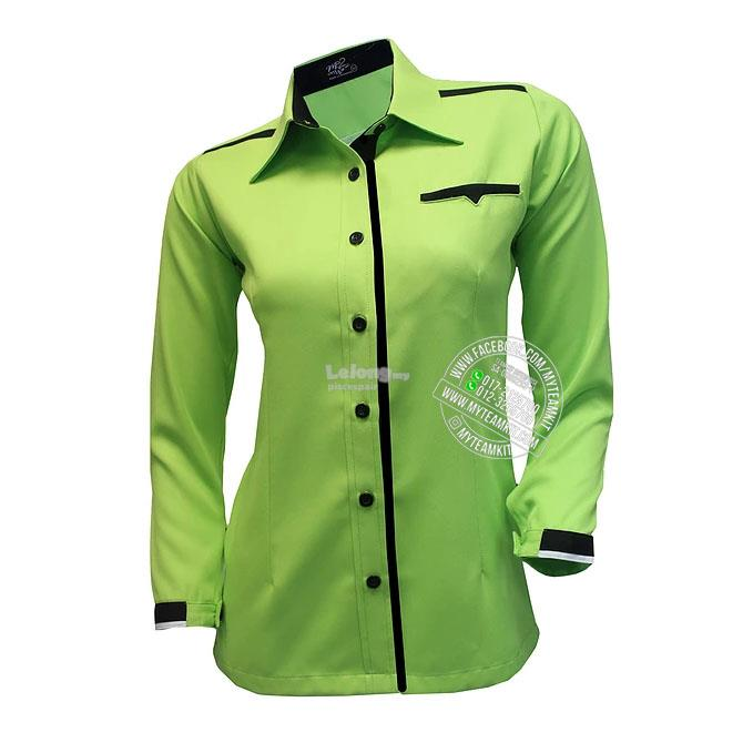MR2 Cottonsoft Corporate Shirt FC-991 (Ladies)