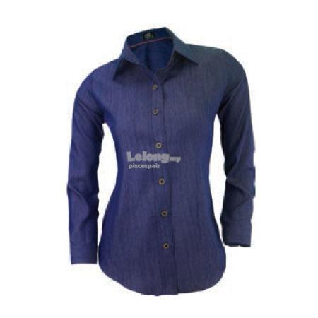 MR2 Denimsoft Corporate Shirt FD-926 (Ladies)
