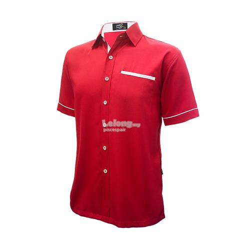 MR2 Nagoya Comb Corporate Shirt FN-898 (Men)