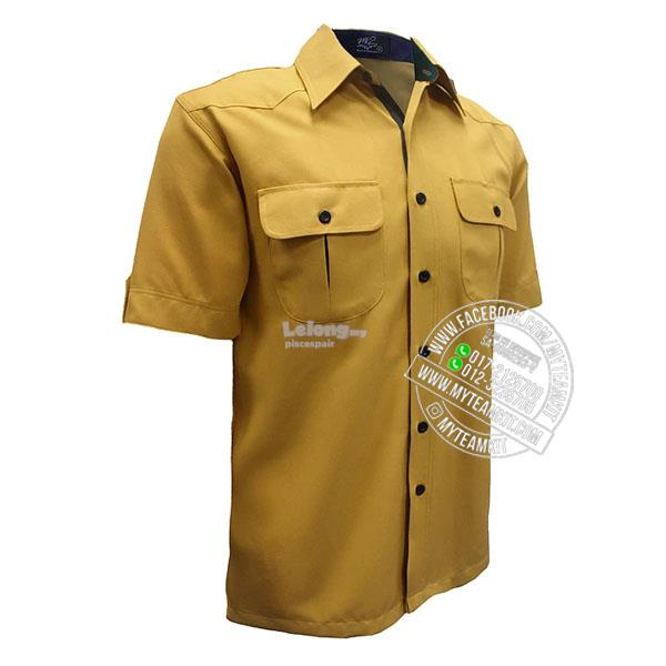MR2 PolyCotton Corporate Shirt FC-882 (Men)