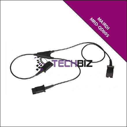 MRD-QD005 Mairdi Training Cable (Y Cable) with QD plug