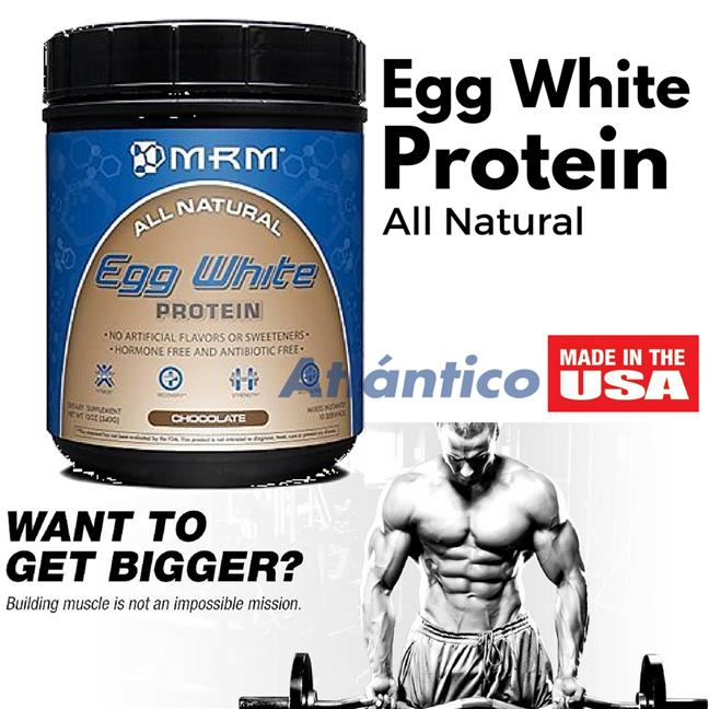 MRM, Egg White Protein 340gm (Protein Amino Whey Hydroxycut)