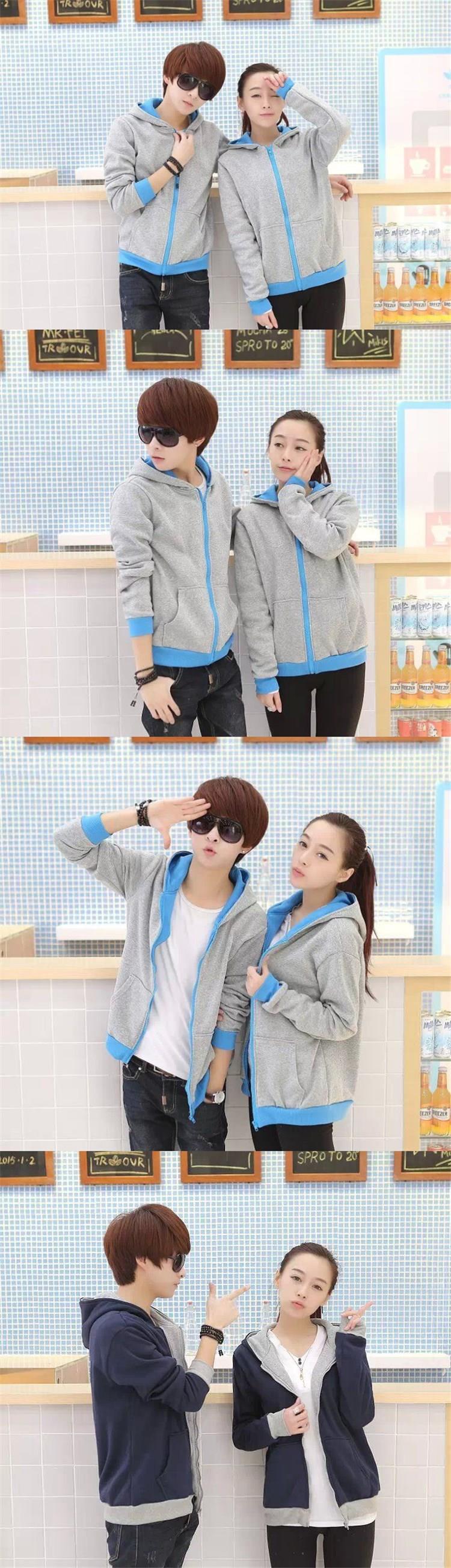 Ms0028d Korean Fashion Fall Hooded Ca End 6 8 2018 615 Pm Black Blazer Jaket Korea Style Sk 15 Casual Students Jacket