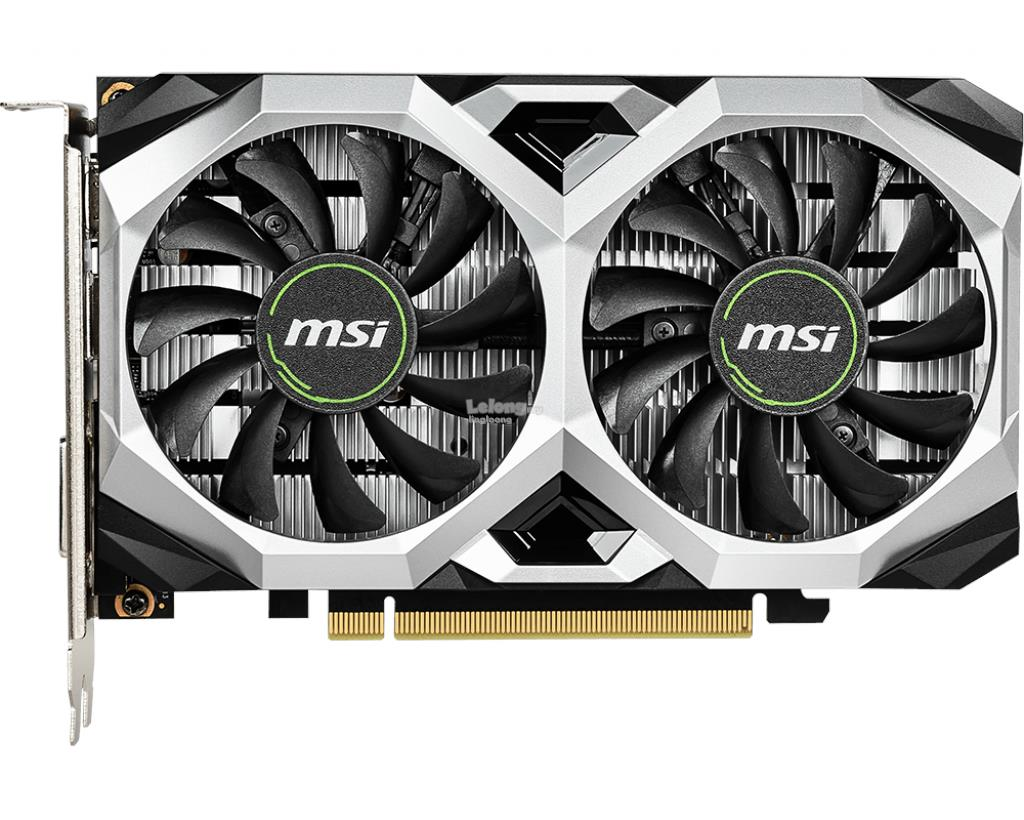 # MSI GeForce GTX 1650 VENTUS XS 4G OC # 4GB/GDDR5 | 1740MHz
