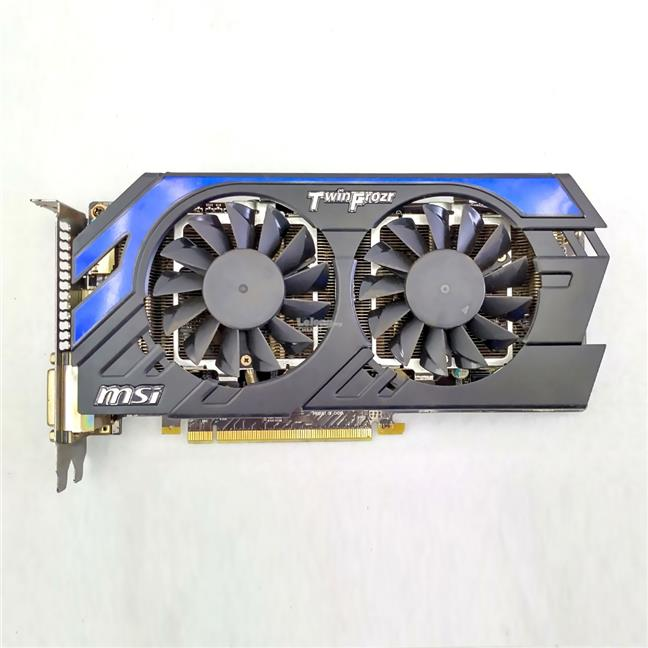 MSI GTX650TI Boost 2GB DDR5 | GTX750TI GTX1050 GTX1060 GPU gaming PC