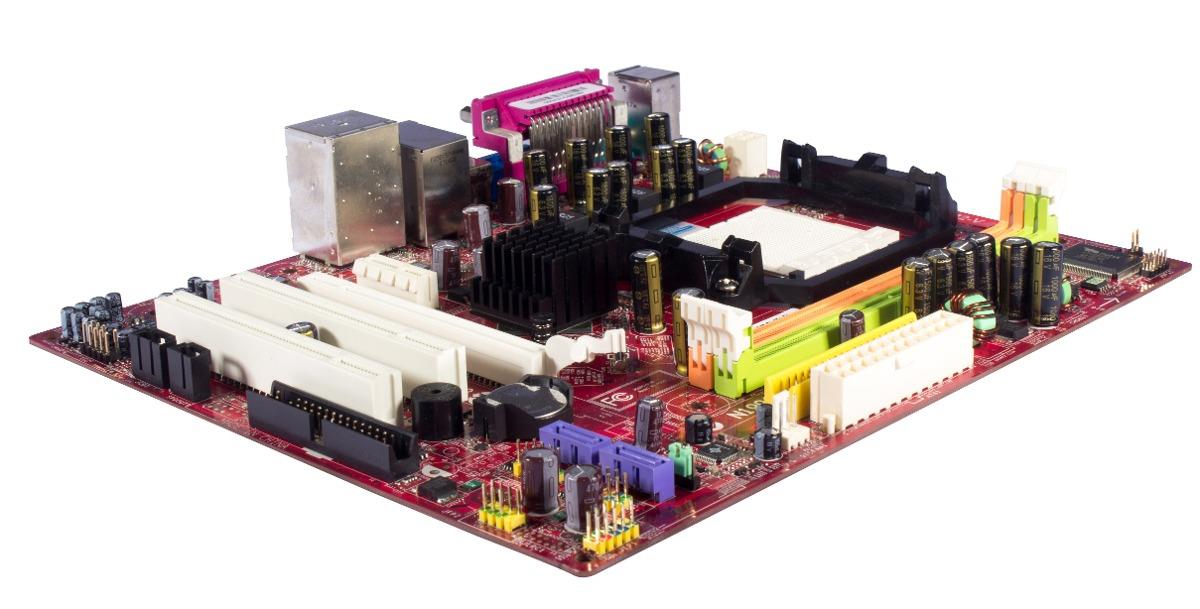 MSI K9N6PGM2-F AM2+/AM2 AMD nVidia Chipset Motherboard