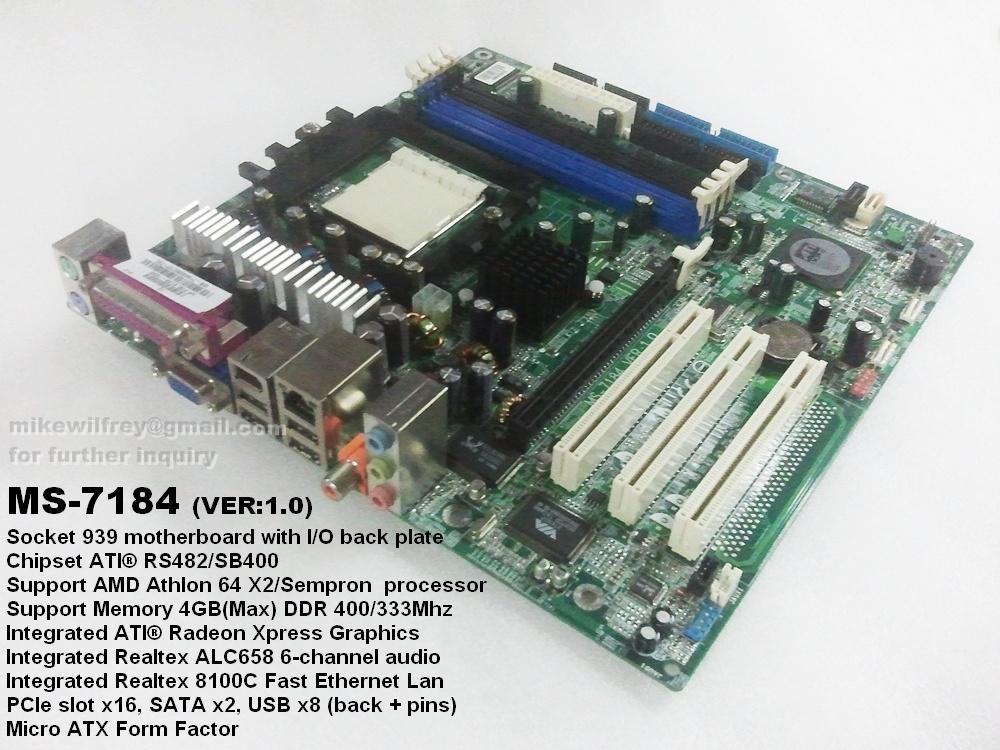 MSI Whitebook MS-163A MS-163C MS-163K Screen Display 15.4 LED Grade A