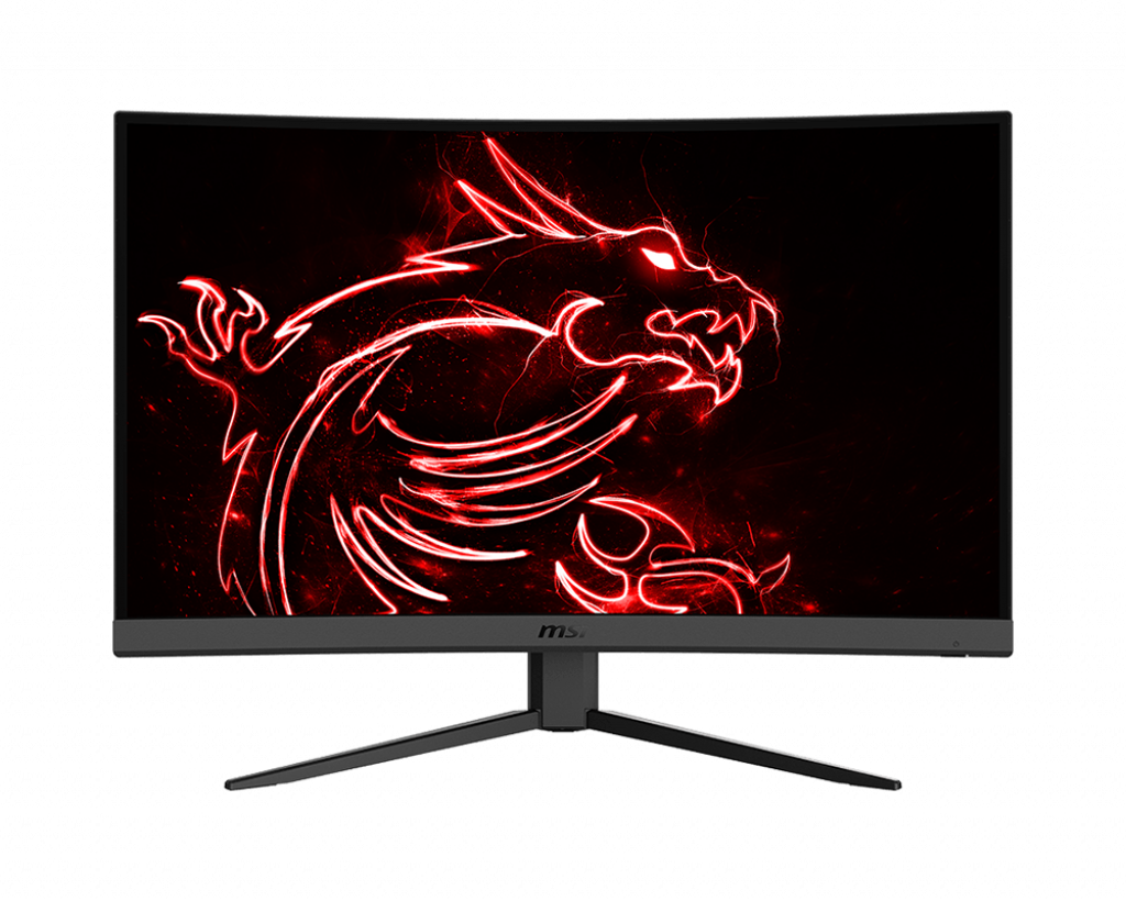 "MSI OPTIX G32C4 31.5"" FHD 165Hz 1ms CURVED GAMING MONITOR"
