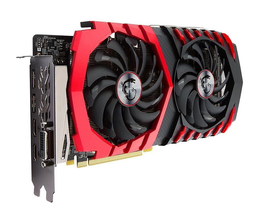 MSI Radeon™ RX 570 GAMING X 4G 4GB DDR5 256Bit (RX570 GAMING X 4G)