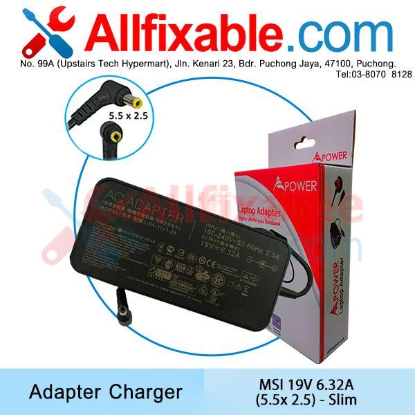 MSI GX630 Chipset New