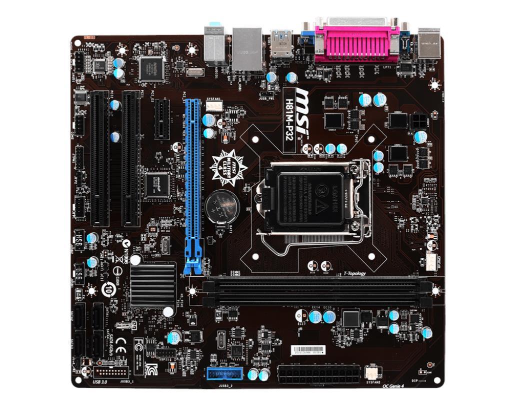 MSI H81M-P32 Renesas USB 3.0 Drivers Download Free