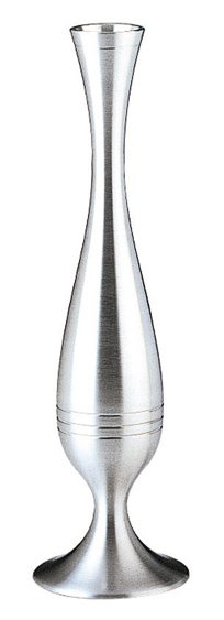 MSP33362 - Pewter Vase, Plain - 3
