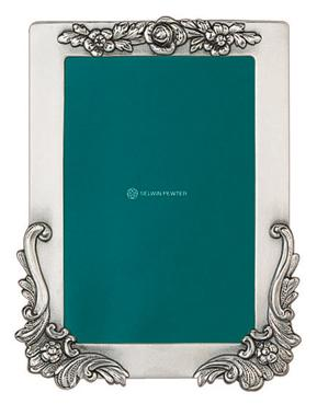 MSP33556 - Pewter Photoframe, Romance (4R)