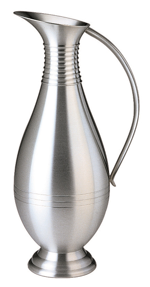 MSP34185 - Pewter Pitcher With Handle