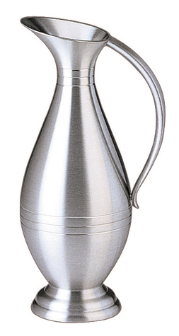 MSP37344 - Pewter Mini Pitcher with Handle - 1