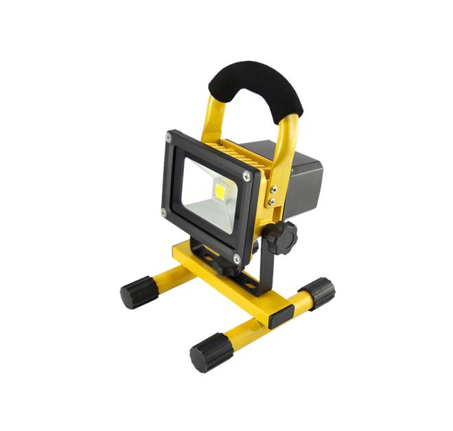 Portable Outdoor 5w Led Rechargeable Work Garage Flood: MT-2140 10W LED RECHARGEABLE FLOOD LI (end 8/9/2018 7:15 AM