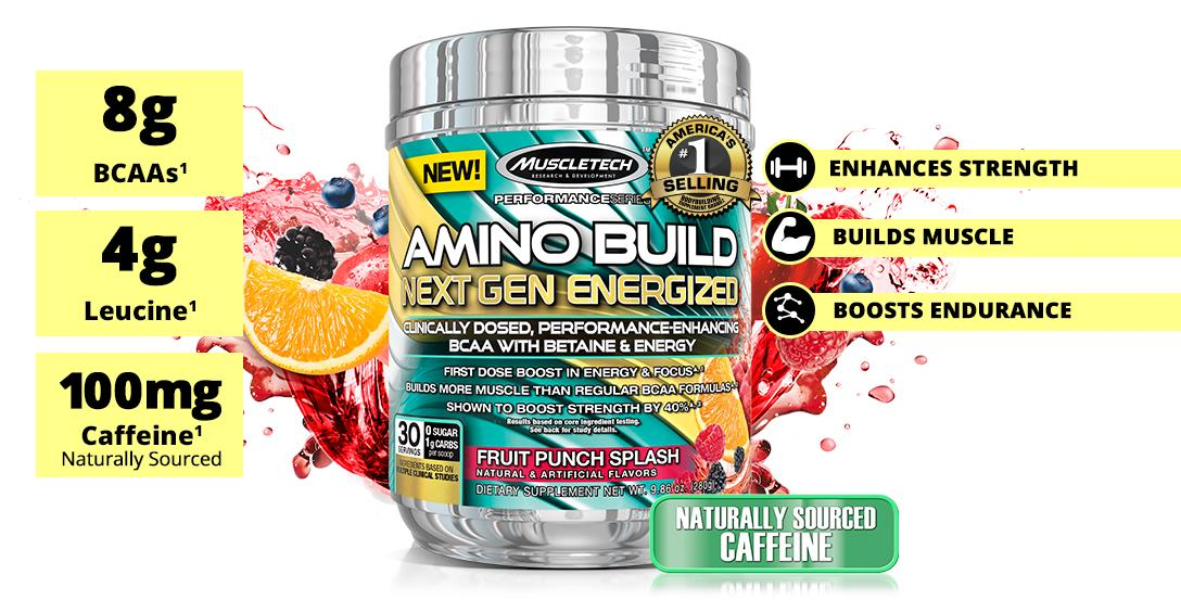Image result for amino build next gen energized