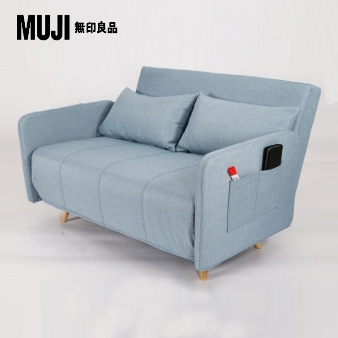 Stupendous Muji Style Japan Design Simple Natural Linen Solid Wood 3 Seater Sofa Home Interior And Landscaping Ologienasavecom