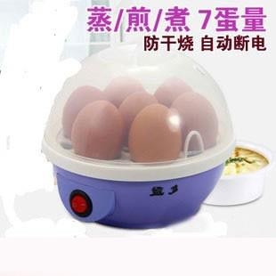 Multi-purpose Cook/Steam/Fried Egg 3 In 1
