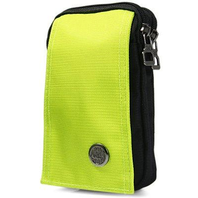 Multi-use Waist Bag Phone Coins Key Pack for Outdoor Sports