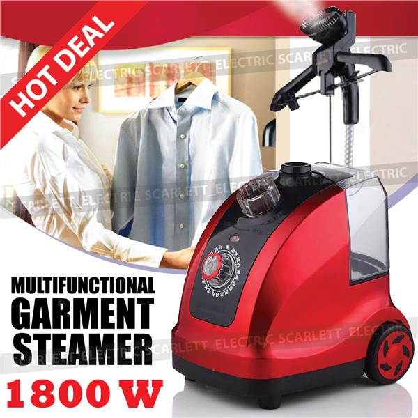 Best Clothes Steamer 2020 Multifunction 12 Mode Garment Steame (end 1/18/2020 5:15 PM)