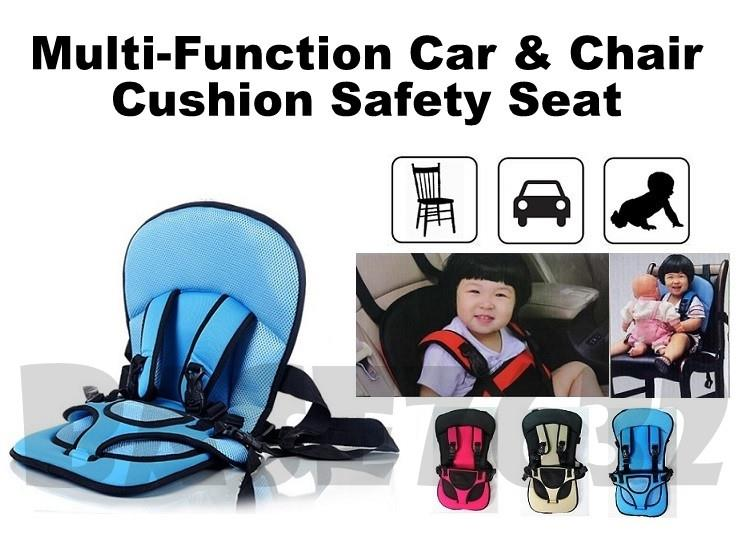 Multifunction Baby  Car Cushion Kids Children Safety Seat 1737.1