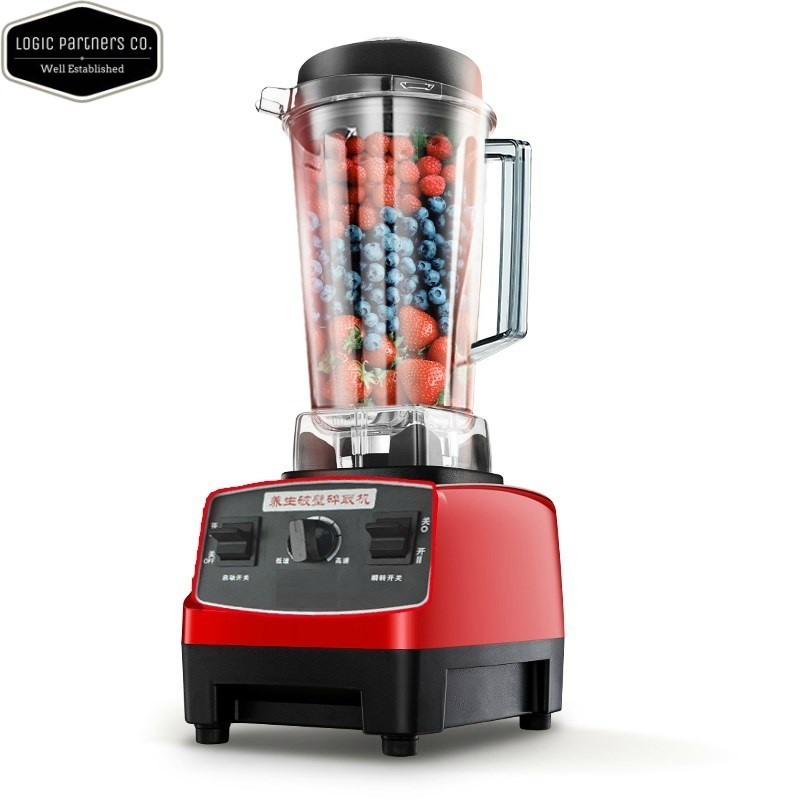 Multifunction Ice Blender Machine Juice Vege Smoothie For Business Commercial