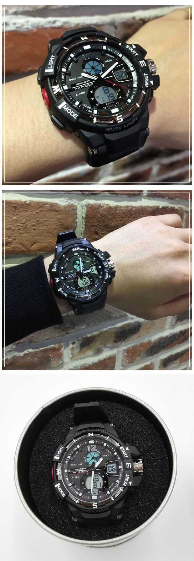 Multifunction Sport Watch