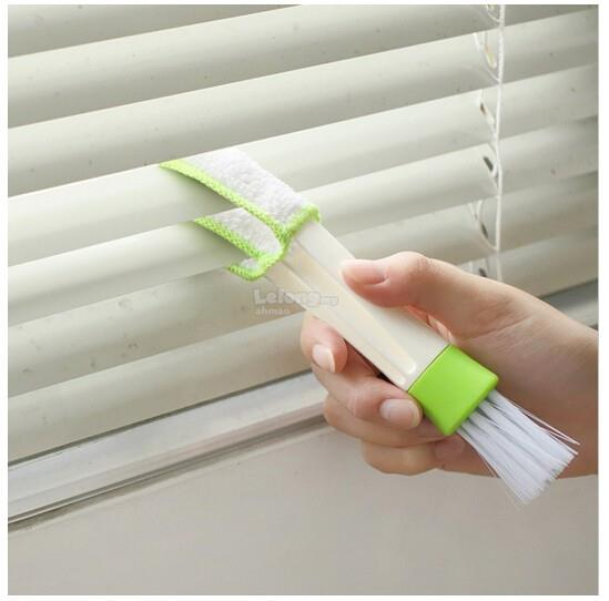 Multifunctional Cleaning Brush Tool for Air-Conditioner Keyboard