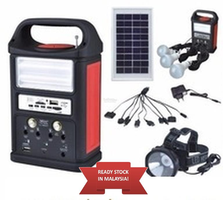 5846d7e9878 Multifunctional Solar Rechargeable Radio MP3 Lamp Charger. ‹ ›