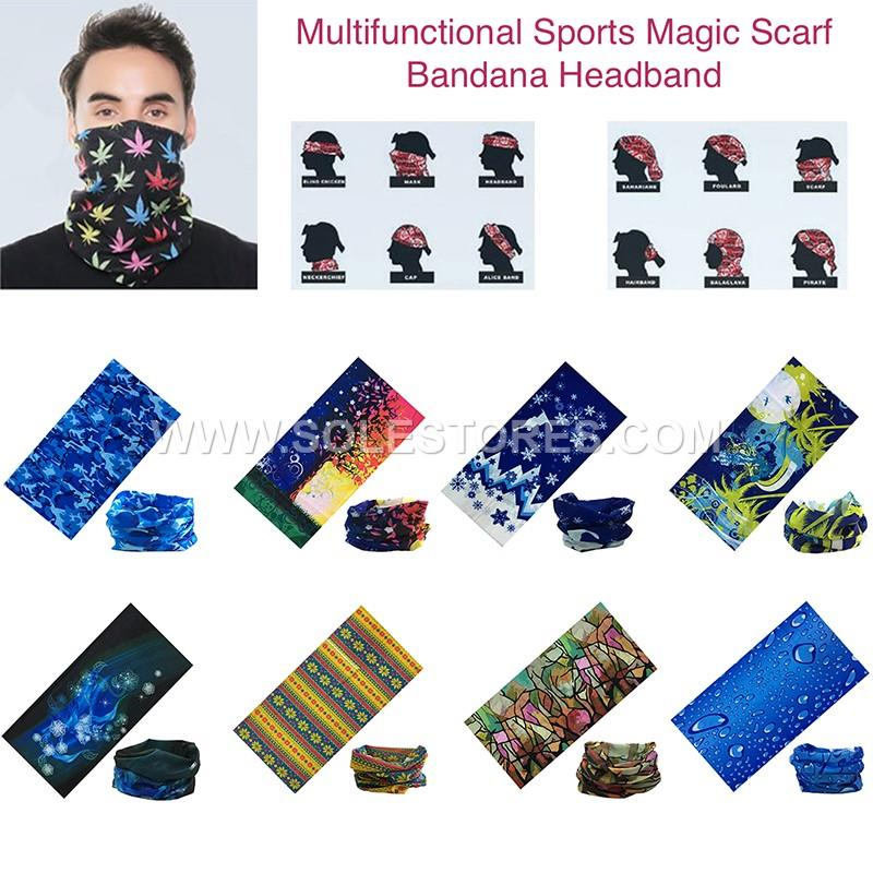 dee2188327dc Multifunctional Sports Magic Scarf (end 2 18 2020 11 15 AM)