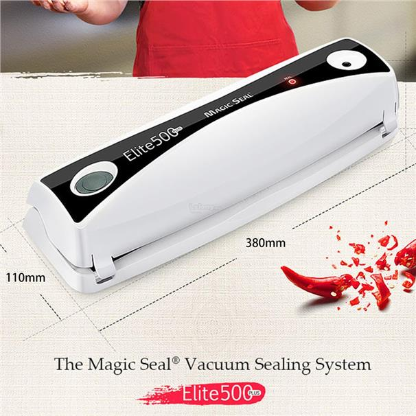 Multifunctional Vacuum Food Sealer Automatic Sealing Packer Packing Ma