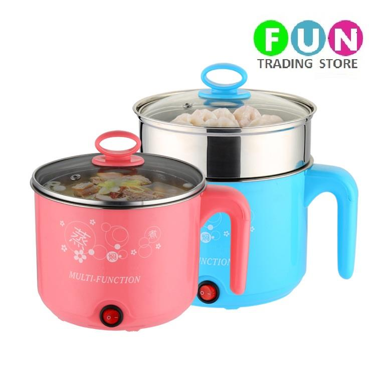 Portable Electric Cooker ~ Multifunctions portable electric pot end pm
