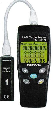 Multimedia Cable Tester (TM901N)
