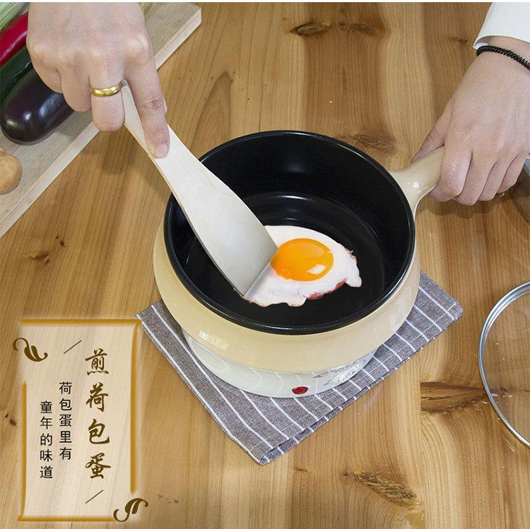 Multipropose 2 Layer Cooker Non Stick Grill Frying Pan with Egg Boiler