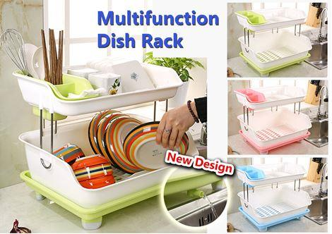 multipurpose dish rack