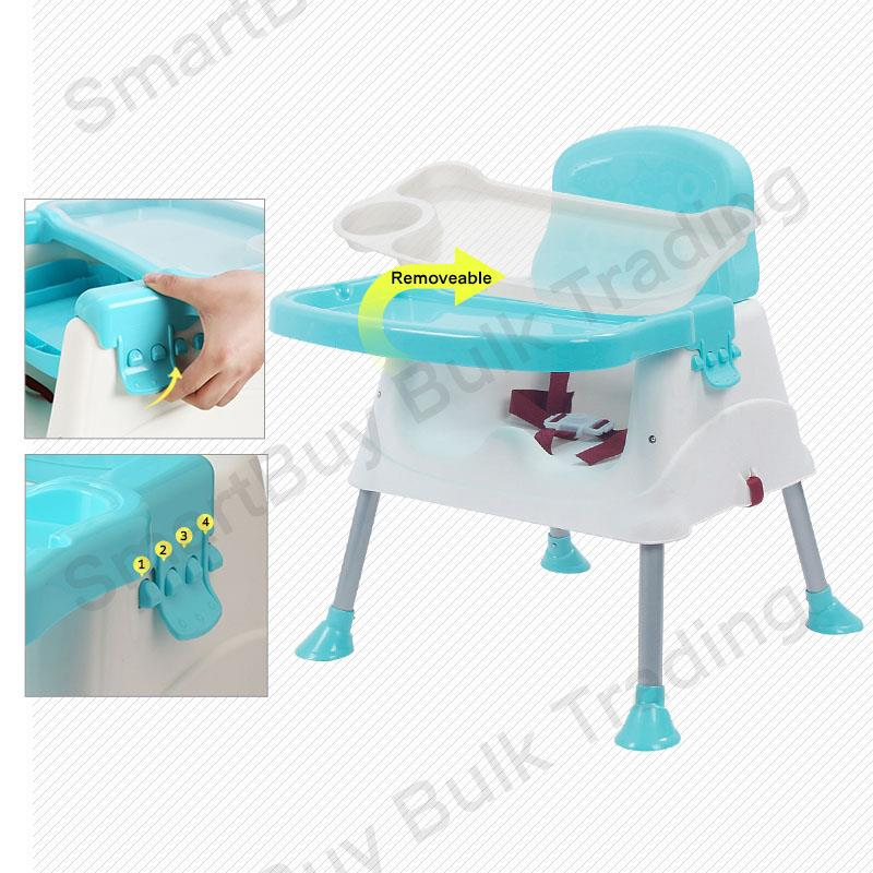 Multipurpose Portable Baby Dining High Chair