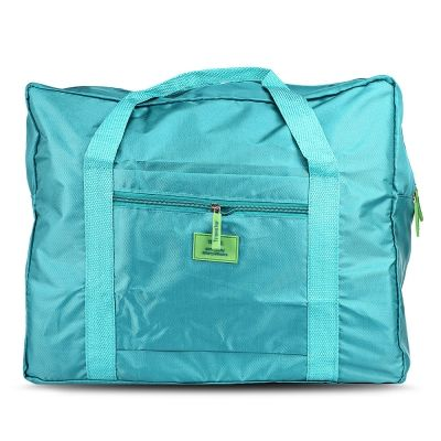 4a10ade8986f Multipurpose Travel Folding Water Resistant Storage Bag (BLUE)