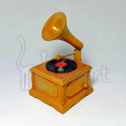 Musical Gramophone Music Box (Laputa: carrying you)