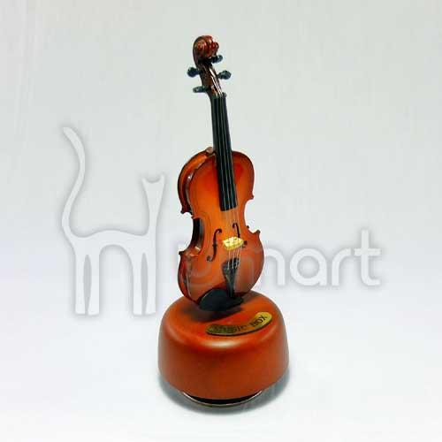 Musical Violin Music Box (classical)