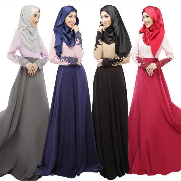 Muslimah Dress Long Sleeve South Kore End 7 9 2020 5 15 Pm