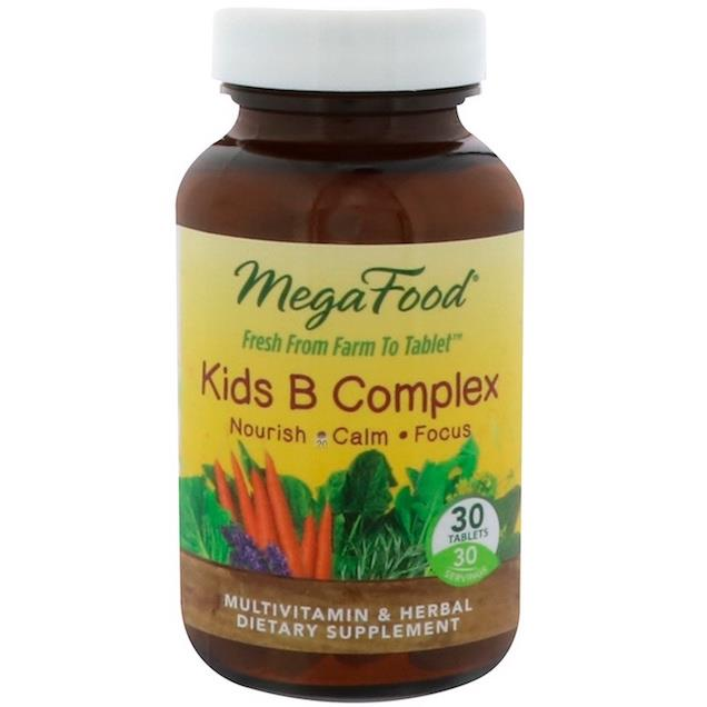 Mutivitamins for Children, Kids, B Complex, 100% Vegetarian (USA)